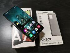 Samsung Galaxy A71 5G SM-A716U - 128GB - Prism Cube Black (T-Mobile) (Single SI…