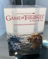 COFFRET DVD SERIE : GAME OF THRONES SAISONS 1 A 7 L'INTEGRALE / LE TRONE DE FER