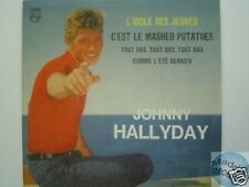 JOHNNY HALLYDAY L'IDOLE DES JEUNES CD SINGLE AUCHAN #1