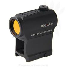 HOLOSUN HS403A Red Dot Motion Sensor / Bottom Battery / AR Riser Shooting M4