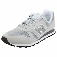 New Balance Ml373 Running Classics Mens Grey Suede & Textile Classic Trainers