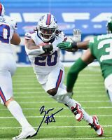 Zach Moss Autographed Signed 8x10 Photo ( Bills ) REPRINT