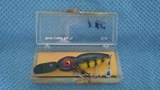 Martin Lizard Fishing Lure In Box Awesome Color Pattern Tackle Box Find