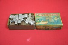 Store Display Box Dia Pistol Toy Gun Nos Dime Store Variety Lot of 11 #1783