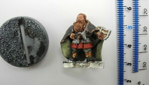 Converted DWARF LORD / CAPTAIN / KING Metal Lord of the Rings LOTR Good Army 11