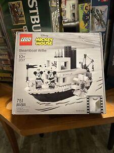 LEGO Steamboat Willie LEGO Ideas (21317)