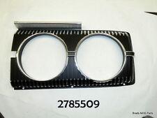 NOS MoPar 1967 Dodge Coronet 500 Left HEADLIGHT BEZEL 2785509