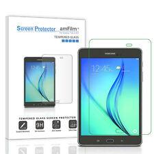 Samsung Galaxy Tab A 8.0 amFilm Premium Tempered Glass Screen Protector (1 Pack)
