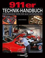 Porsche 911 (F G 964 993) Technik-Handbuch (Performance-Tipps Tuning) Buch book