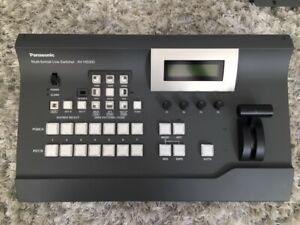 Panasonic AV-HS300 Multi Format Live Switcher