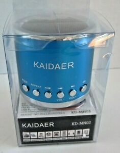 KD-MN02 Multi-functional Super Mini Audio Speaker Amplifier with TF/ USB Slot