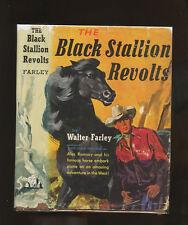 Farley, Walter: The Black Stallion Revolts HB/DJ 1st/1st