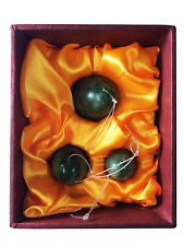 Entry Level Yoni Eggs Set for women 3-pcs Set Jade Eggs Beginners
