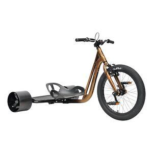 TRIAD Underworld 4 Copper/Black Drifttrike Dreirad Downhill Drift Trike