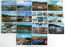 Postkarten Lot mit Schiff Motiven 14 AK, Postcards with Ship Ships Schiffen