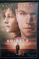 AU DELA  Film de Clint Eastwood  Matt Damon DVD Envoi Gratuit