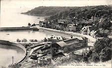 Jersey. Saint-Aubin. General View # 110 by LL / Levy. Black & White.
