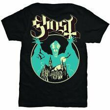 GHOST Opus Eponymous OFFICIAL T-SHIRT All Sizes Logo Papa Popestar Prequelle