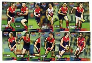 2010 Champions MELBOURNE Team Set