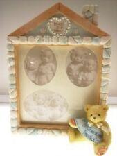 Cherished Teddies Family Frame Collage 128120 Nib * Free Usa Shipping