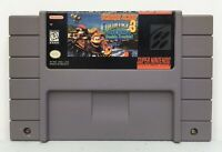 Super Nintendo SNES Donkey Kong Country 3 *Authentic/Cleaned/Tested* *Saves*