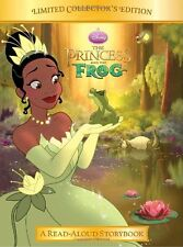 Princess and the Frog (Read-Aloud Storybook)