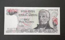 Argentina 10 Peso Argentinos 1983 UNC
