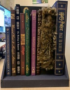 Harry Potter Page to Screen Complete Filmmaking Journey Collectors Ed.