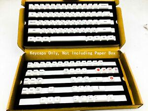 104 Keys Japanese Korean Russian Dye-Sublimation Keycap for Cherry MX Keyboards