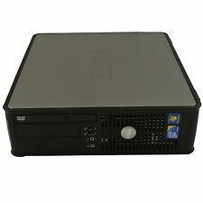 Dell OptiPlex 780 SFF Desktop Core 2 Duo 3.0GHz 8GB 1TB HD WIFi DVD-RW Win 10