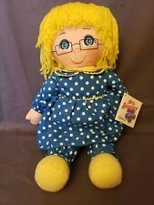 2000 Mrs. Beasley Childhelp Usa Collectable Plush Doll Nib