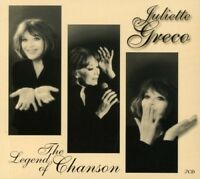 JULIETTE GRECO - LEGEND OF CHANSON 2 CD NEU