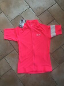 Rapha Core Women's Pink Short sleeved cycling jersey New