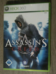 Konsolenspiel Xbox 360Assassin's Creed