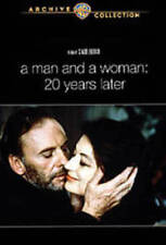 MAN AND A WOMAN, A - 20 YEARS LATER NEW DVD