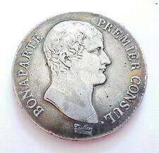NAPOLEON Ier  5 francs AN XI A