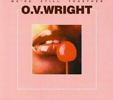 O.V. Wright - We're Still Together [New CD] Digipack Packaging