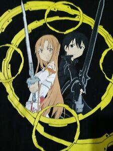 t-shirt unisex Sword Art Online small