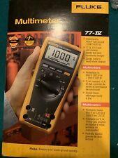 FLUKE Digital Multimeter 77-IV 77-4 1000V AC/DC Automotive Industrial NEW IN BOX