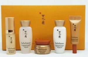 Sulwhasoo Concentrated Ginseng Renewing basic Gift Kit (5items)
