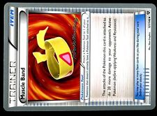 4X PROMO POKEMON CHAMPIONSHIPS 2015 N° 121/146 MUSCLE BAND (Version 1)