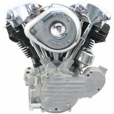 "Complete S&S 93"" KN93 Series Alternator Generator Style Knucklehead Motor Engine"