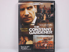 The Constant Gardener DVD 2006 Anamorphic Widescreen In Case With Artwork