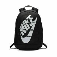Nike Hayward 2.0 Logo Mens Backpack Black Size 25 Litre Sportswear School Gym