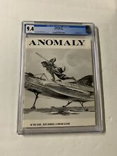 Anomaly 1 Cgc 9.4 White Pages