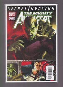 The Mighty Avengers #18, 2008  MARVEL COMICS, Secret Invasion