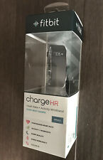 NEW Fitbit Charge HR Activity Tracker + Heart Rate Caller ID Small Black