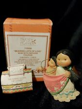 Vintage Bearing Lots Of Love Enesco Figurine Friends Of The Feather