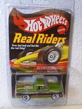 RARE! MINT! RLC REDLINE CLUB CAR - HOT WHEELS REAL RIDERS - '83 CHEVY SILVERADO