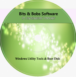 Windows 7 8 10 PC Laptop Recovery Restore Fix Repair Utility Boot Disc FREE P&P